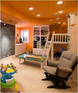 Children Bunk & Play Room